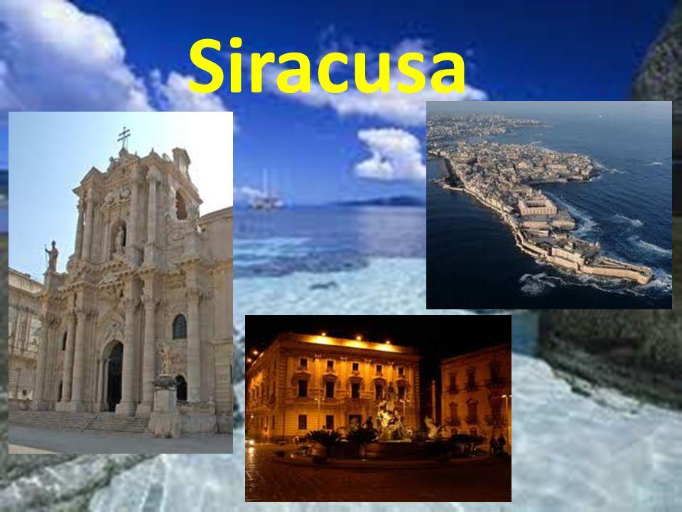 E un comune italiano di 123.000 abitanti, capoluogo dellomonima provincia siciliana.