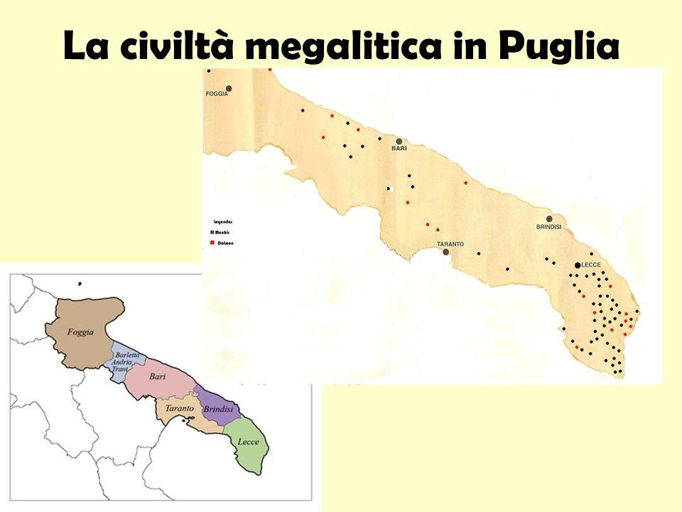 La civiltà megalitica in Puglia