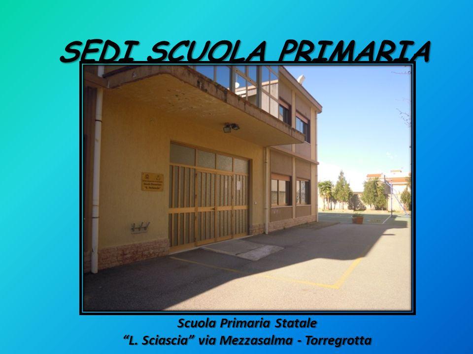Scuola Primaria Statale L. Sciascia via Mezzasalma - Torregrotta SEDI SCUOLA PRIMARIA