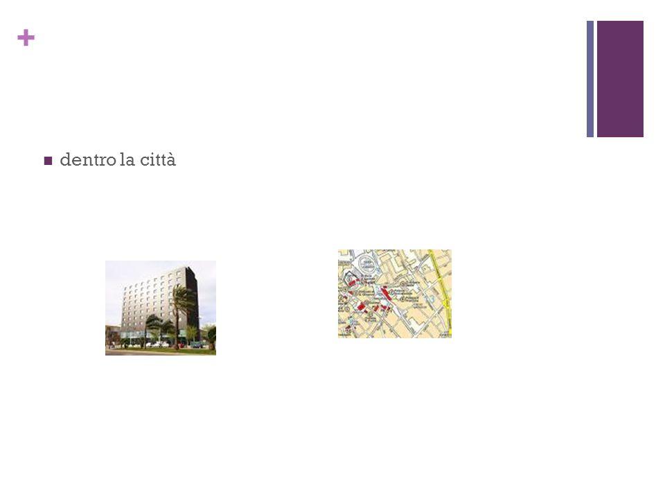 + dentro la città