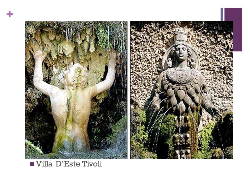 + Villa DEste Tivoli