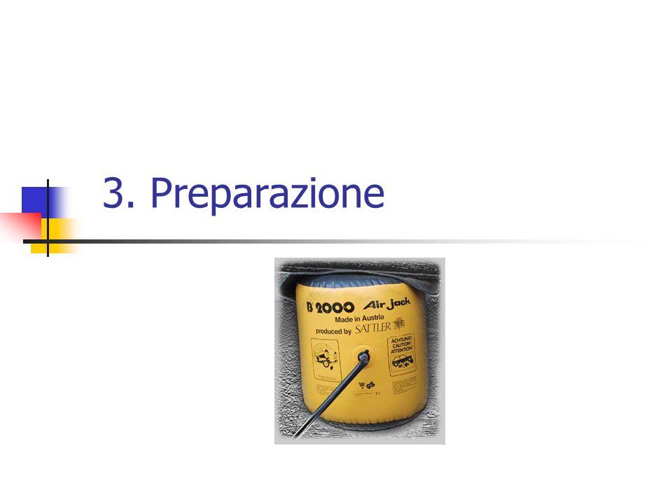 3.1. Preparazione del manicotto Unirlo al cuscino