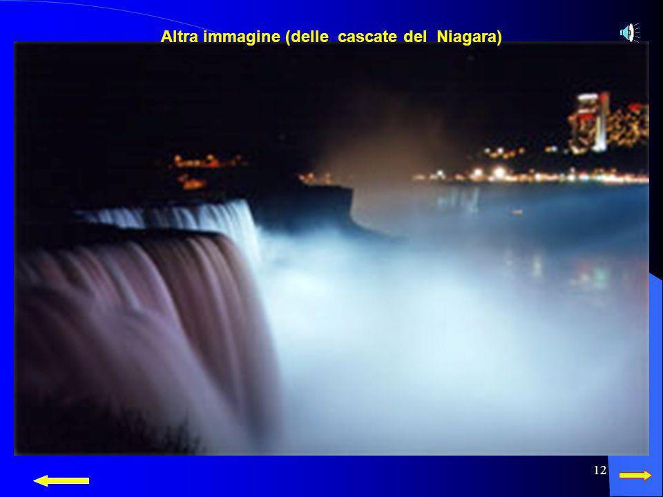 11 …ancora le cascate (del Niagara)