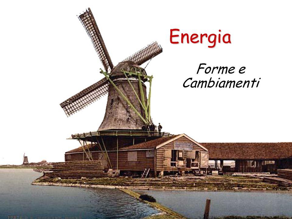 Energia Forme e Cambiamenti
