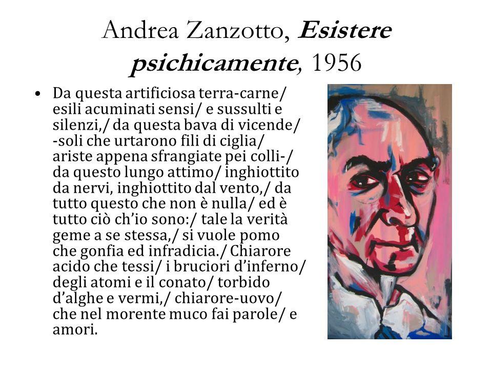 Edoardo Sanguineti, Testo 45 (settembre 1971) in Reisebilder.