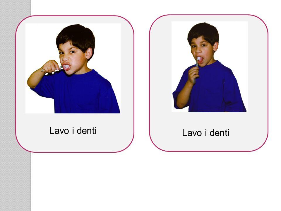 Lavo i denti