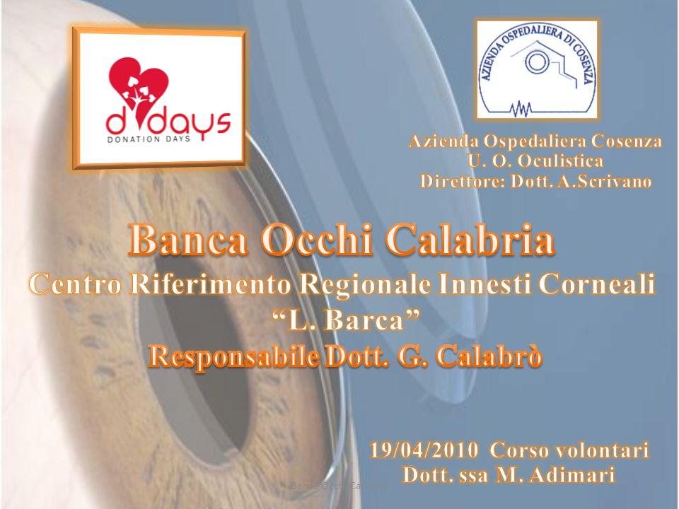 1Banca Occhi Calabria
