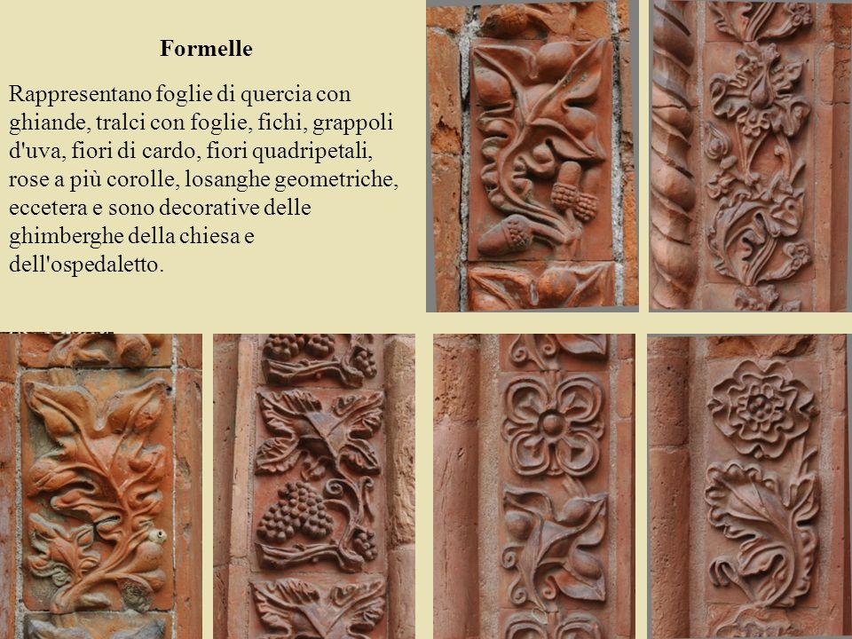 Pianta della Precettoria I colori evidenziano le fasi evolutive fra il XII e il XV secolo