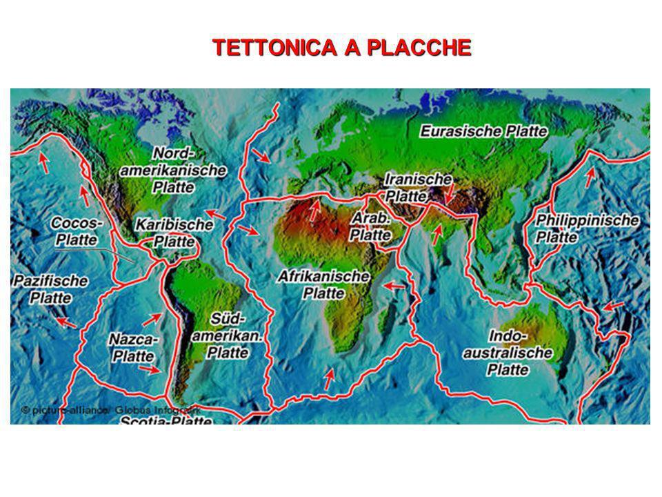 TETTONICA A PLACCHE