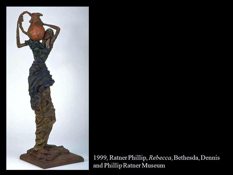 1999, Ratner Phillip, Rebecca, Bethesda, Dennis and Phillip Ratner Museum