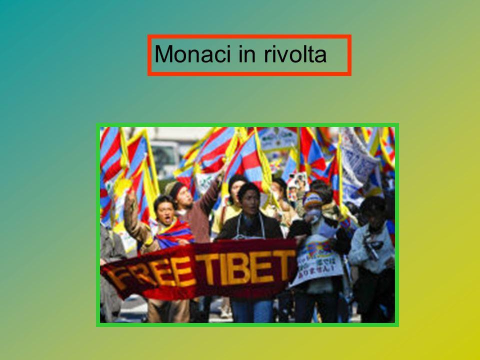 Monaci in rivolta