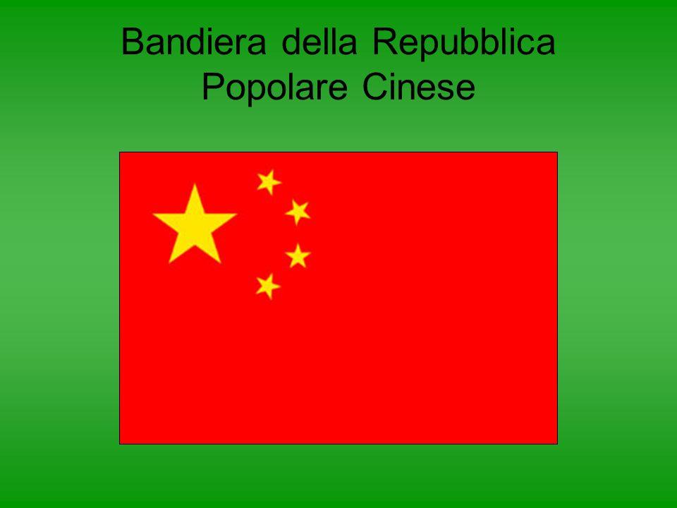 La Repubblica Popolare Cinese nacque nel 1911, quando con la cosiddetta rivoluzione cinese la gran parte delle province cinesi del sud aderirono alla