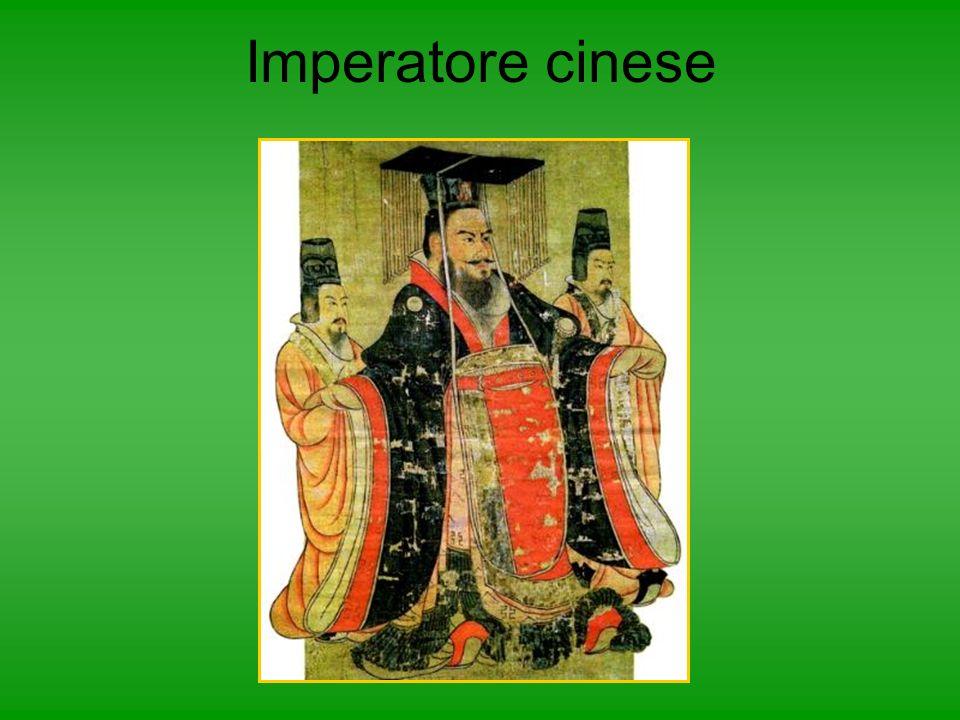 - Il sistema di governo cinese centralizzava tutto il potere nella figura del sovrano e sotto di esso vi erano tutti i suoi funzionari i cosidetti man
