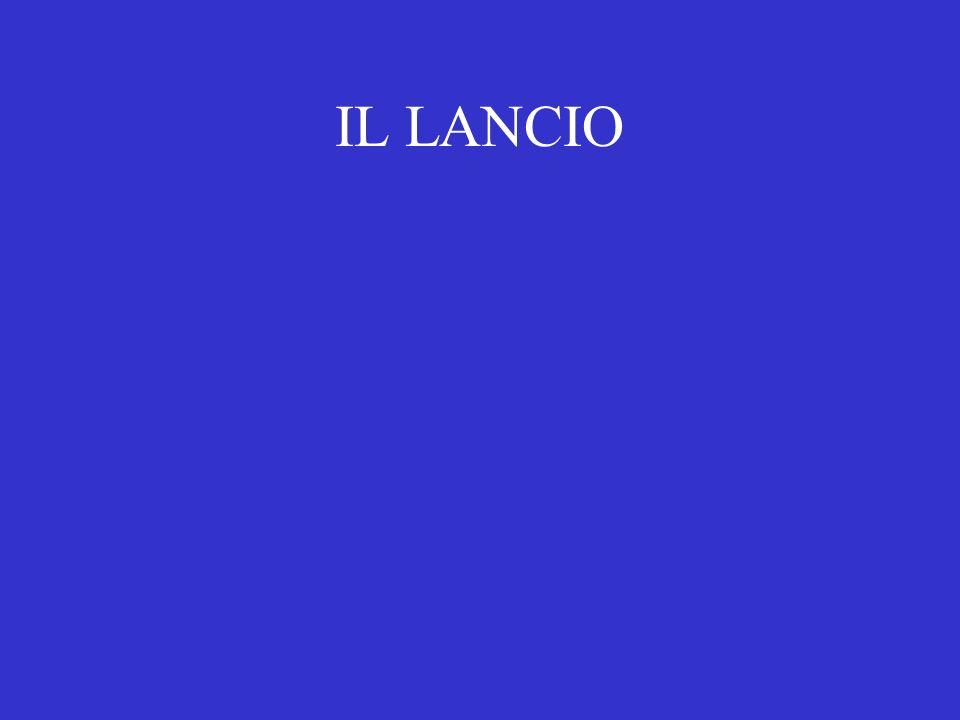 IL LANCIO