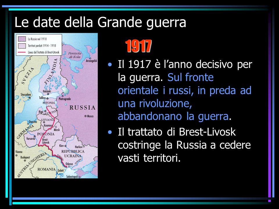 IV F La prima guerra mondiale20 I costi della guerra 8 miilioni di mortiDurata 4 lunghi anni, la prima guerra mondiale ha causato in totale più di 8 miilioni di morti.