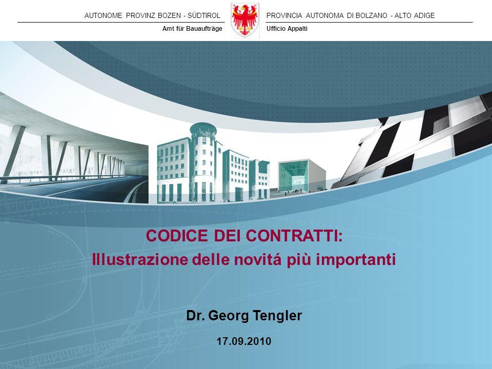 AUTONOME PROVINZ BOZEN - SÜDTIROLPROVINCIA AUTONOMA DI BOLZANO - ALTO ADIGE 5.