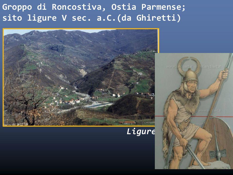 I Longobardi conquisterebbero lAlta Valtaro nel 594 sotto Agilulfo.