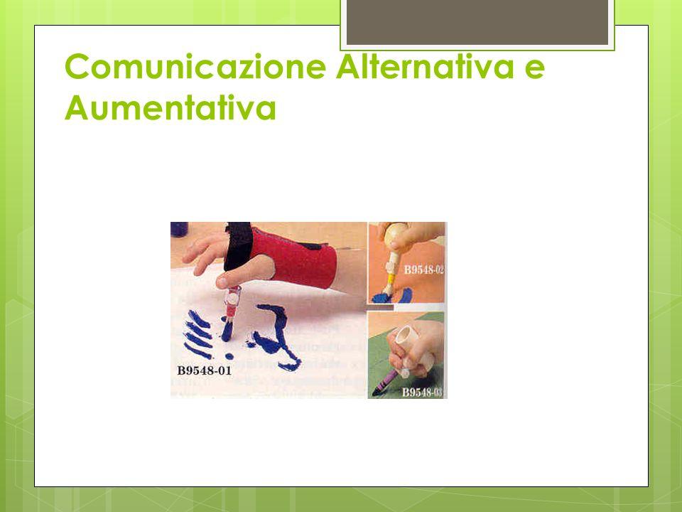 Comunicazione Alternativa e Aumentativa