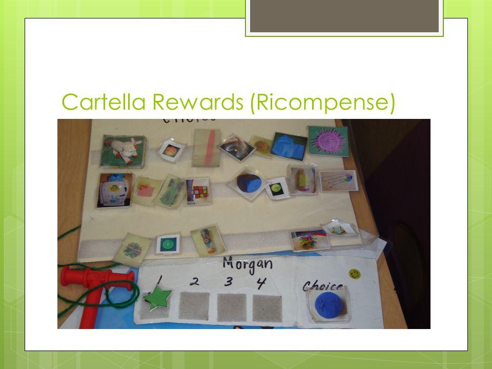 Cartella Rewards (Ricompense)
