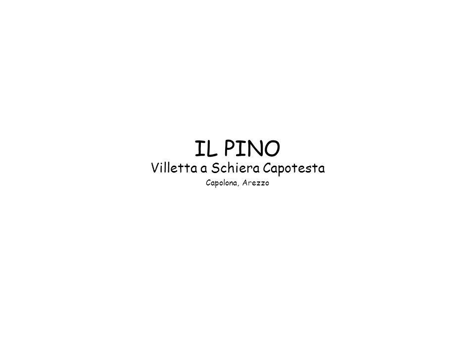 IL PINO Villetta a Schiera Capotesta Capolona, Arezzo