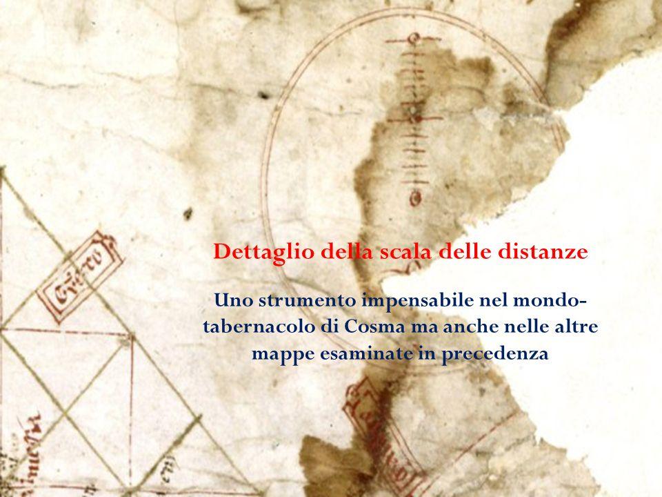 Disegnata con grande precisione, la carta ha lest in alto, rappresenta il Mar Mediterraneo e vi è compreso il Mar Nero. Il Mediterraneo risulta fitto