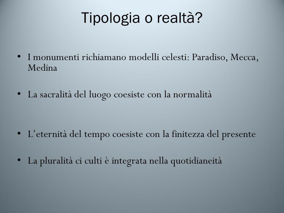 Tipologia o realtà.