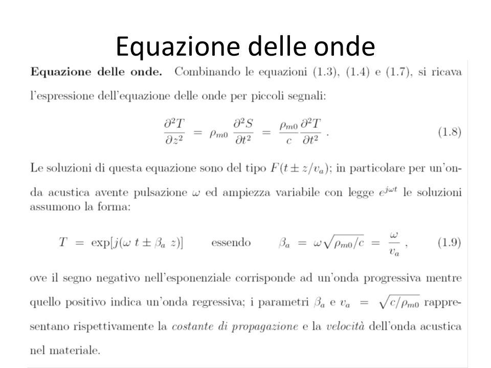 Impedenza acustica (1)