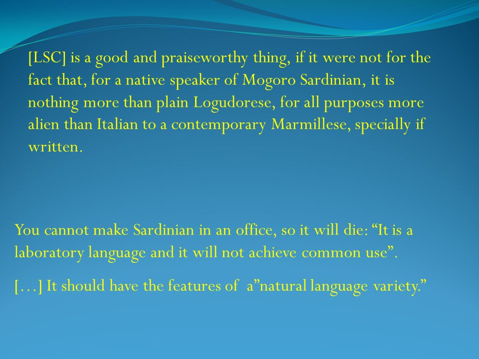 How many varieties of Sardinian?