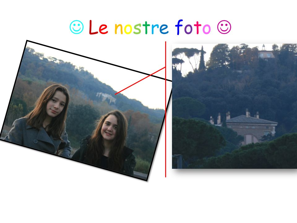 Fonti http://it.wikipedia.org/wiki/Villa_Madama https://www.google.it/search?q=villa+madama&hl=it&rlz=1T4ACP W_itIT429IT429&source=lnms&tbm=isch&sa=X&ei=8MjFUrasEsfm 7AayooCAAQ&ved=0CAkQ_AUoAQ&biw=1366&bih=566 https://maps.google.it/maps?q=villa+madama&hl=it&ie=UTF- 8&ei=x8nFUs-7Gev3ygOQkIGACw&ved=0CAoQ_AUoAg