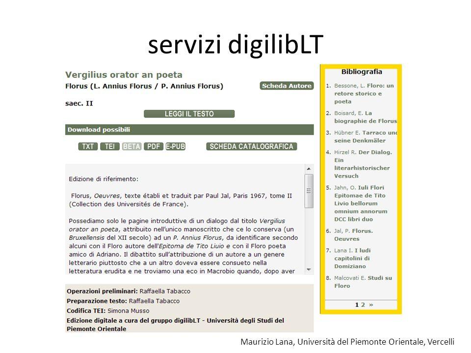 Maurizio Lana, Università del Piemonte Orientale, Vercelli alcuni principi open – open access: tutto è liberamente accessibile/scaricabile sotto licenza CC BY- NC-SA – tutto il software è open source