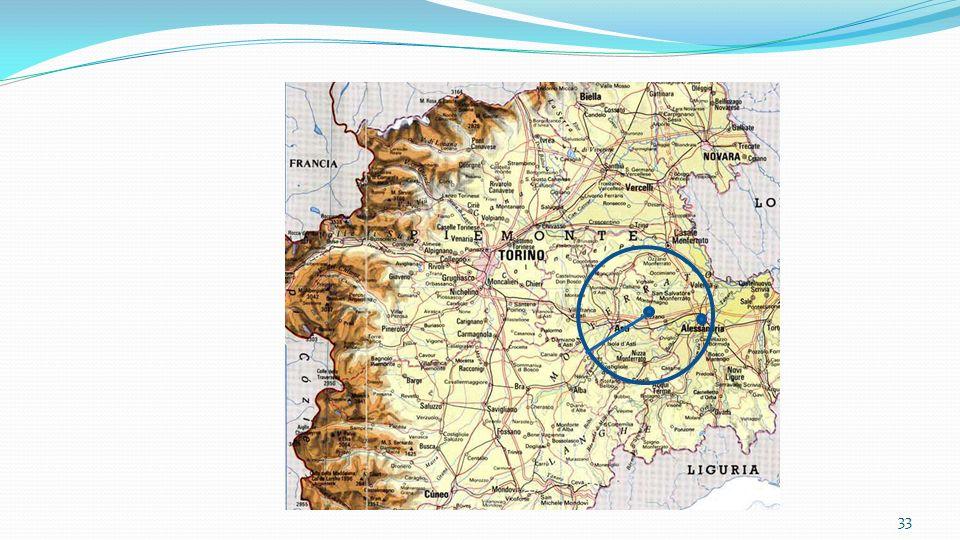 INOLTRE… Ad ogni nodo vengono associate altre 4 coordinate che unite costituiscono la regione rappresentata da quel nodo.