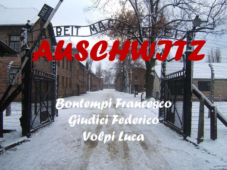 Bontempi Francesco Giudici Federico Volpi Luca AUSCHWITZ