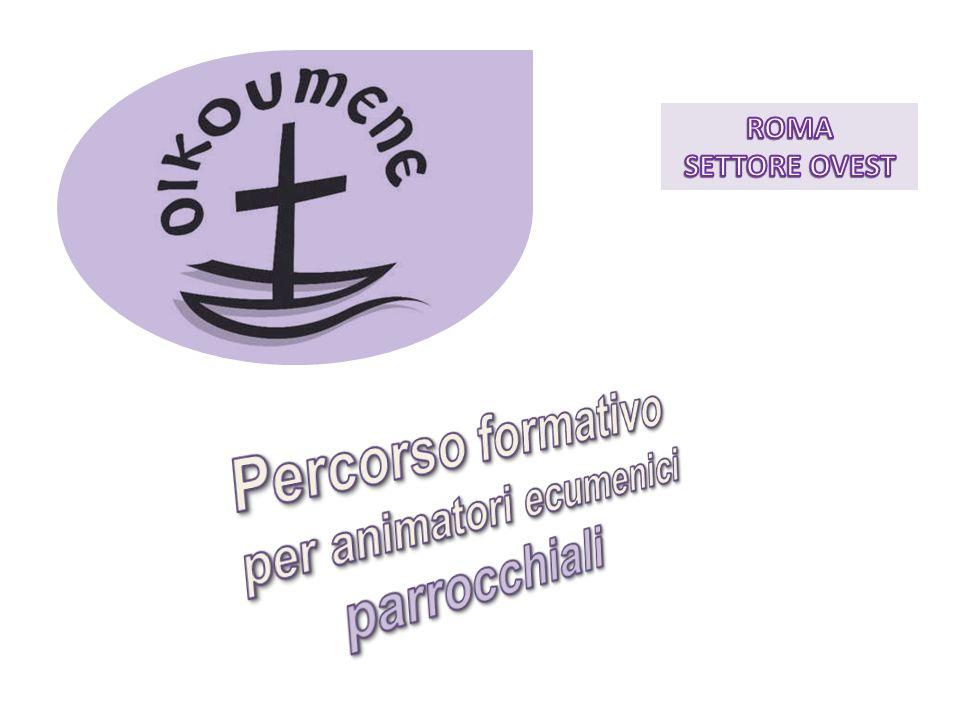 Come Figlie della Chiesa abbiamo dato vita, a Roma, a una piccola iniziativa di formazione ecumenica teorico pratica nata per rispondere ad una necessità avvertita come urgente: lanimazione ecumenica delle nostre realtà parrocchiali.