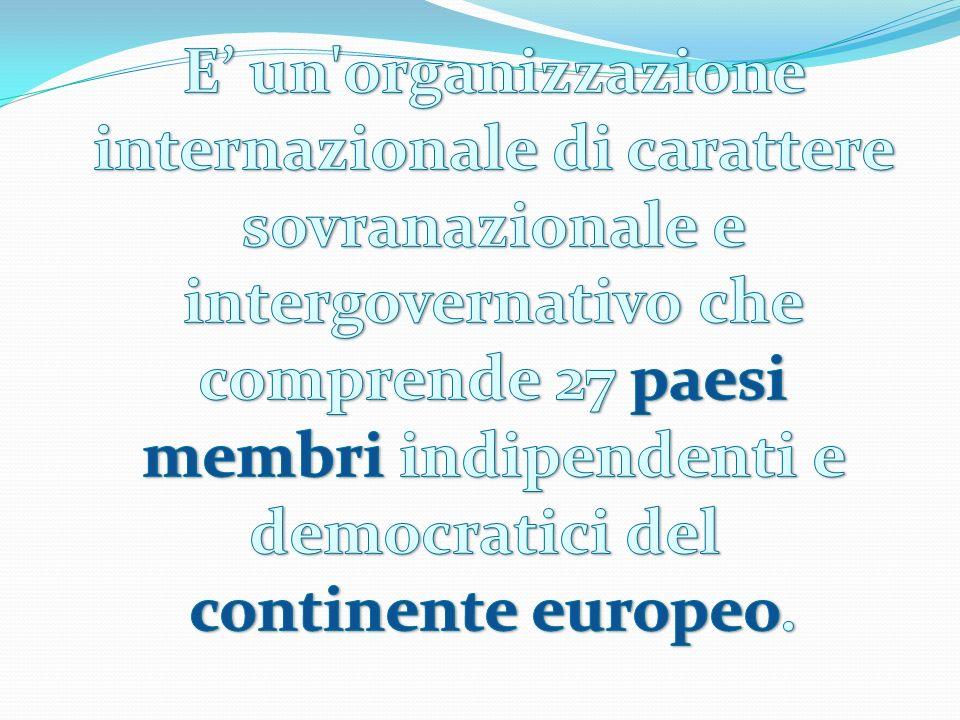Successivamente rinominata Comunità europea (CE), è stata uno dei tre pilastri dell Unione europea, secondo i dettami del Trattato di Maastricht che ha introdotto l unione politica, nei campi della Giustizia e affari interni e della Politica estera e di sicurezza comune.