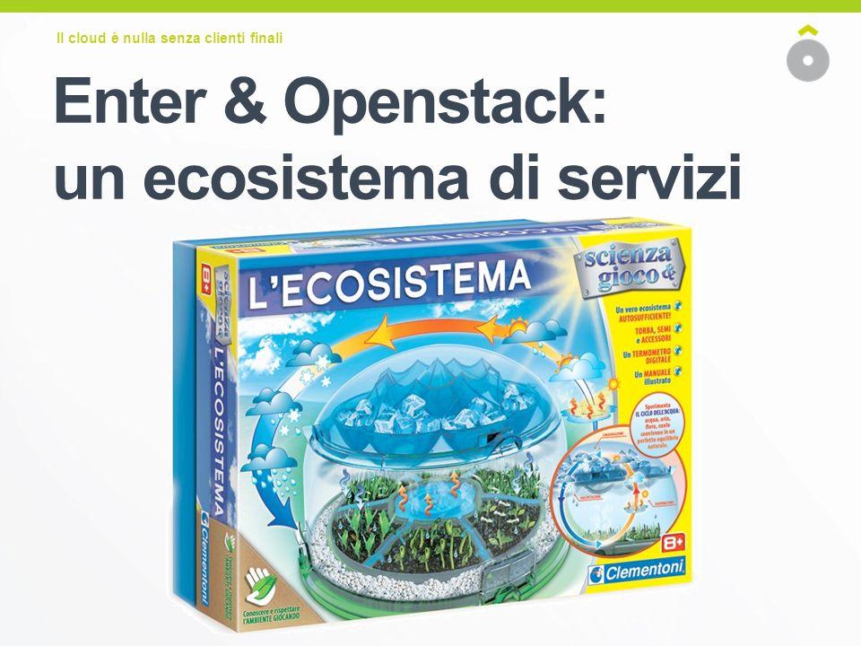 Enter & Openstack: un ecosistema di servizi