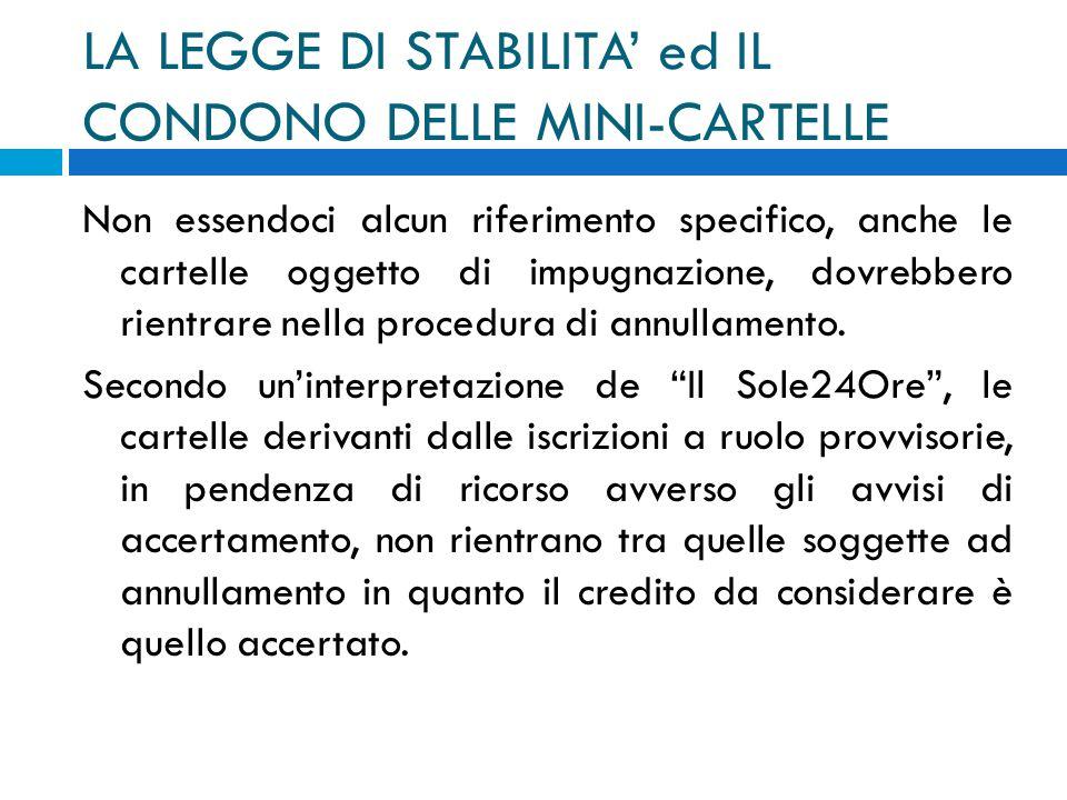 Gli incentivi ai Comuni in SICILIA La stessa Corte Costituzionale, con la recentissima sentenza n.
