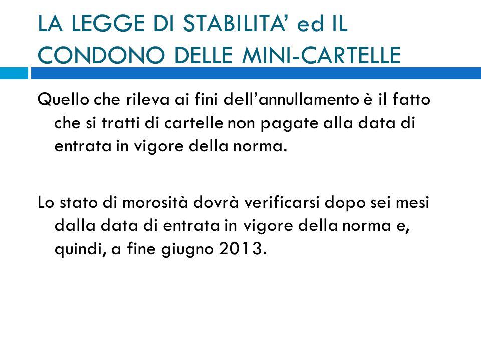 Gli incentivi ai Comuni in SICILIA Si tratta del recupero delle somme derivanti dai condoni ex lege n.