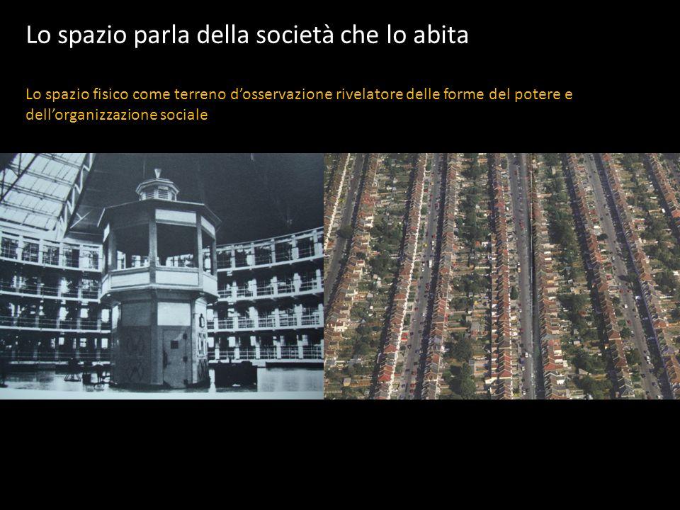 Distanza e separazione città contemporanee e principi di separazione, spazializzazione delle diseguaglianze