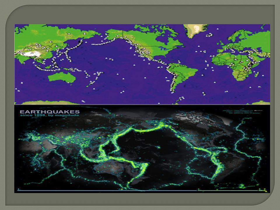 In geologia con la denominazione di cintura di fuoco del Pacifico si indica una zona caratterizzata da frequenti terremoti (si calcola che il 90% dei terremoti mondiali avvenga all interno di questa fascia: la maggior parte dei terremoti profondi e molti intermedi e superficiali) ed eruzioni vulcaniche, estesa per circa 40.000 km (ovvero quasi quanto la circonferenza equatoriale terrestre) tutto intorno all oceano Pacifico, con una forma che ricorda quindi grossolanamente un ferro di cavallo.
