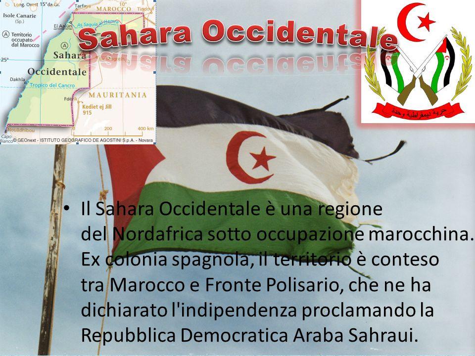 Il Sahara Occidentale è una regione del Nordafrica sotto occupazione marocchina. Ex colonia spagnola, il territorio è conteso tra Marocco e Fronte Pol