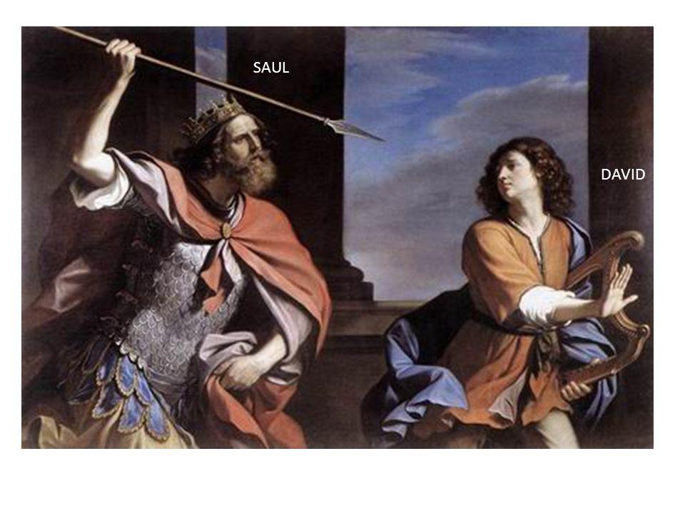SAUL DAVID