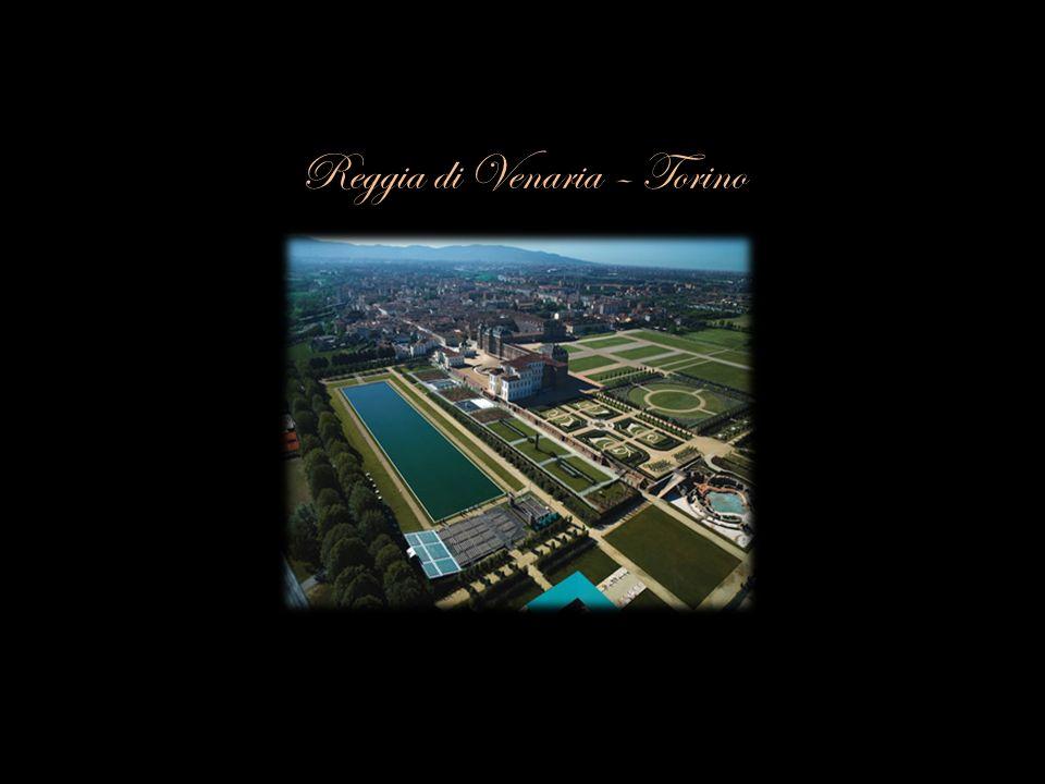 Reggia di Venaria – Torino