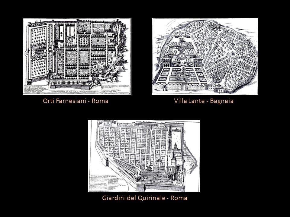 Lacqua e le grotte Fontana - padiglione Fontana della Ninfa – Villa di Petraia, Firenze Villa dEste - Tivoli Giardino di Boboli - Firenze Fontana del cortile e Grotta