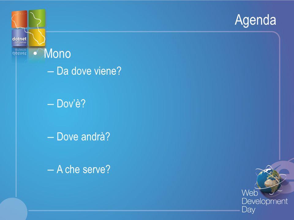 Fare clic per modificare lo stile del titolo Fare clic per modificare stili del testo dello schema – Secondo livello Terzo livello – Quarto livello » Quinto livello Cosè Mono.