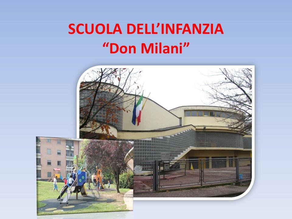 SCUOLA DELLINFANZIA Don Milani