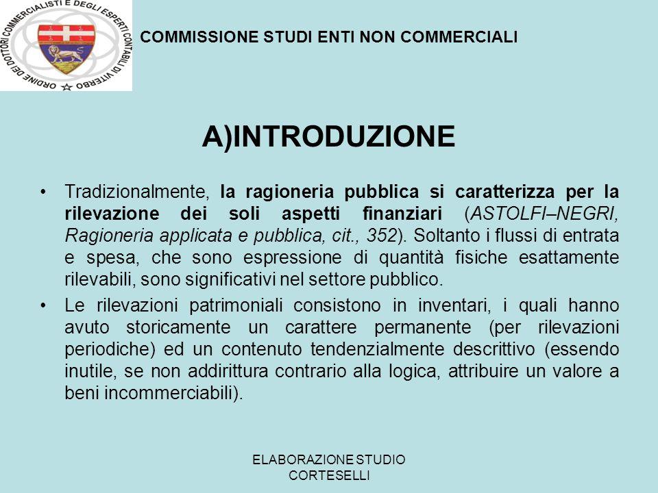 ELABORAZIONE STUDIO CORTESELLI REA Oltre ai dati economici delle imprese, il R.E.A.