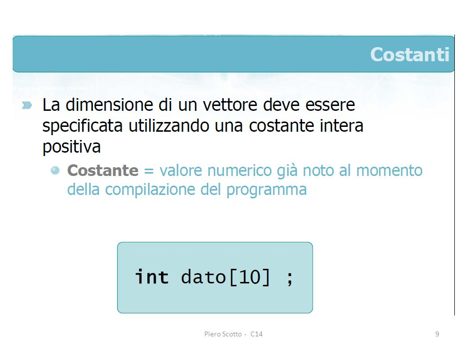 Piero Scotto - C1420