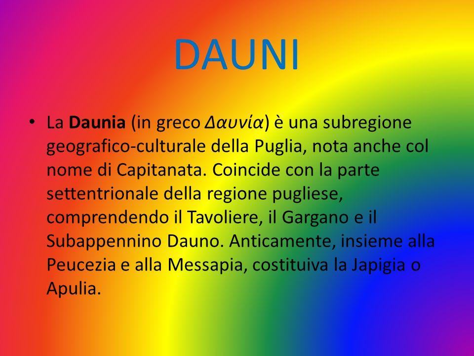 PEUCETI La Peucezia è il nome che, nel periodo antecedente alla conquista da parte dei Romani, veniva attribuito a buona parte dell odierna provincia di Bari, abitata appunto dai Peuceti, una delle tre tribù degli Iapigi.