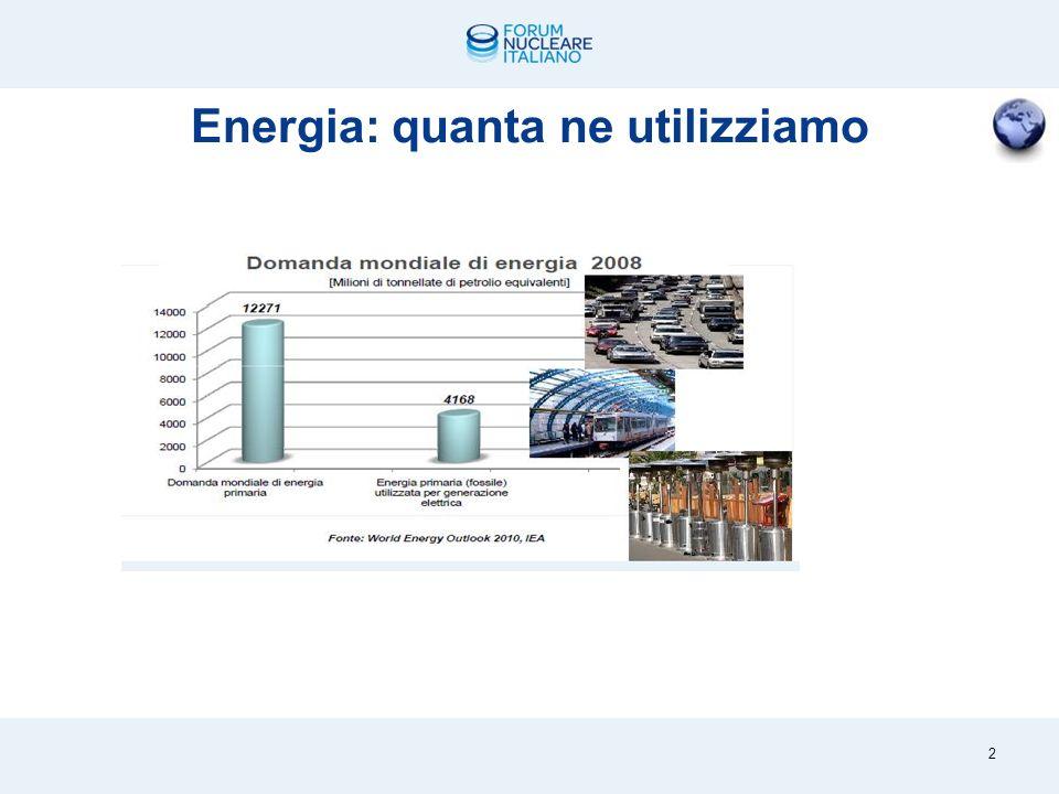 1 Energia: un problema globale