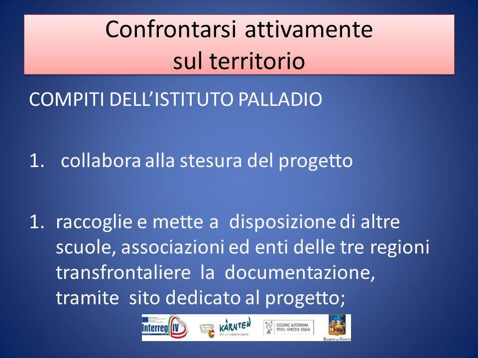 COMPITI DELLISTITUTO PALLADIO 1.